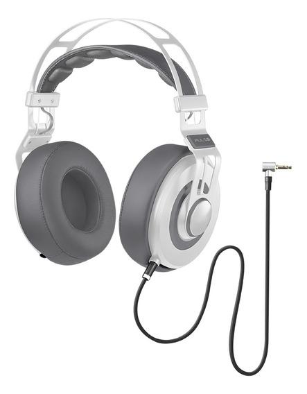 Fone De Ouvido Headphone Premium Wired Branco Ph238 Pulse