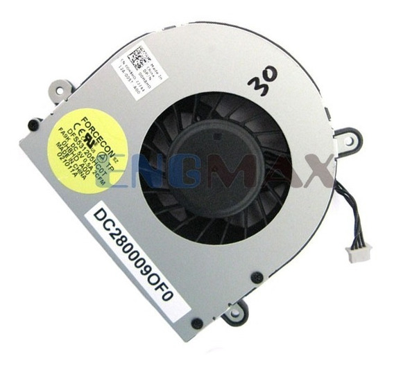 Cooler Notebook Dell Alienware M14x R1 R2 0h8hd Dc280009of0
