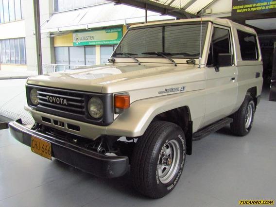 Toyota Land Cruiser Mt 4000cc 4x4