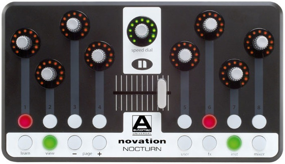 Novation Nocturn - Conservado