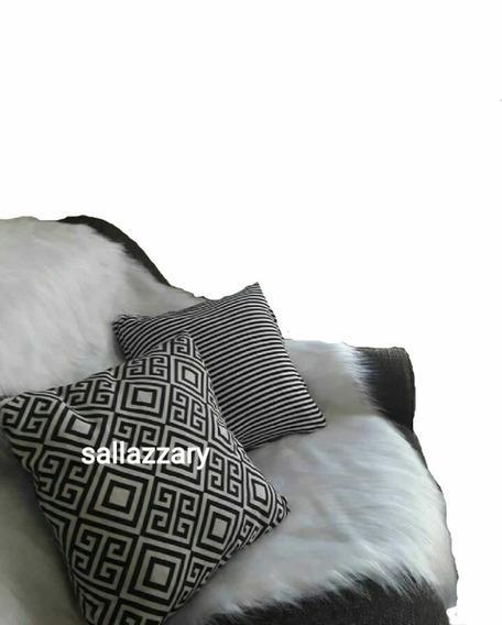 Pelego Manta Pelo Alto Sofás/cadeiras Fake1,00x0,80