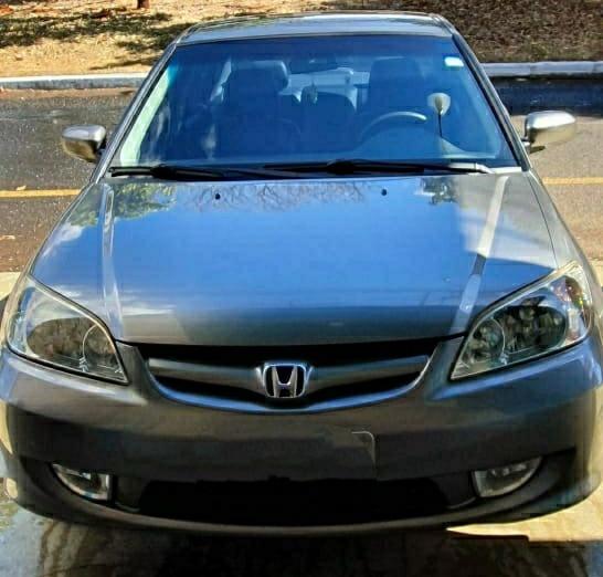 Honda Civic Ex Automático 2005/2006