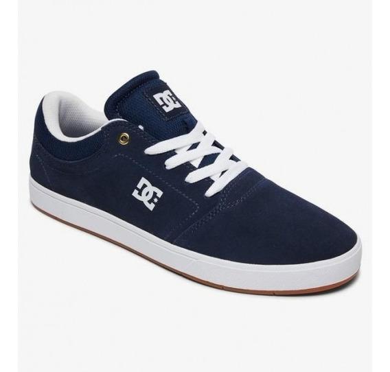 Zapatillas Dc Crisis (dgu) Azul