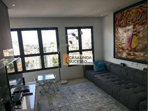 Imagem 1 de 20 de Apartamento À Venda, 70 M² Por R$ 570.000,00 - Jardim Anália Franco - São Paulo/sp - Ap4636