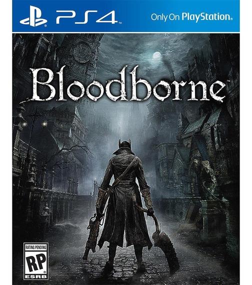 Bloodborne Playstation 4 Original Usado