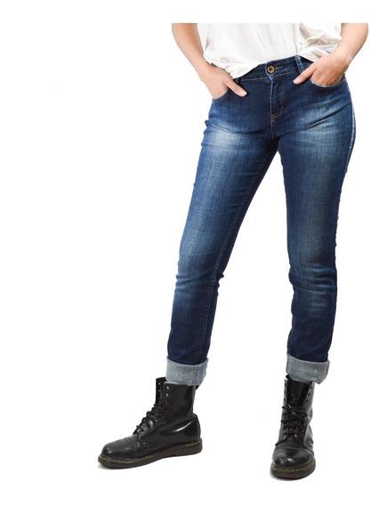 Pantalón De Mezclilla Zara Basic Denim