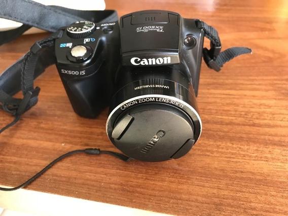 Camera Fotografica Semi-profissional Canon Powershot Sx500
