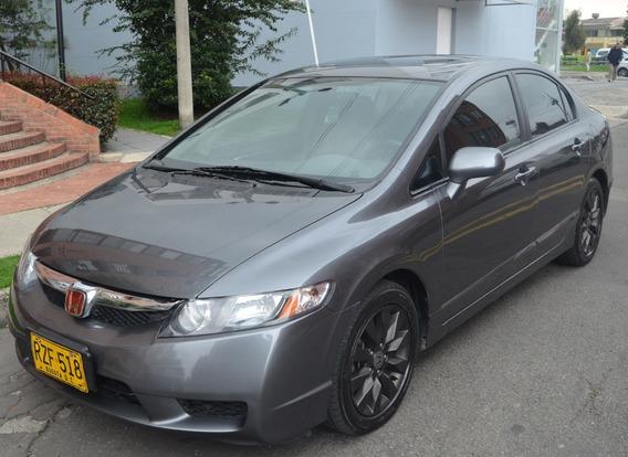 Honda Civic 2010 Automatico Full Version Civic Ex S Sr At