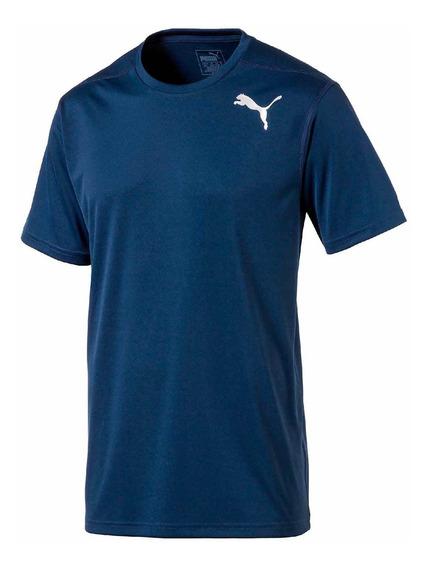 Camiseta Puma Essential Ss Tee Masculina