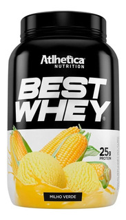 Best Whey 900g - Atlhetica Nutrition - Todos Sabores