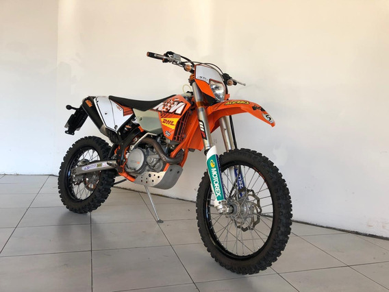 Ktm 450 Exc Factory Edition Patentada Impecable Estado