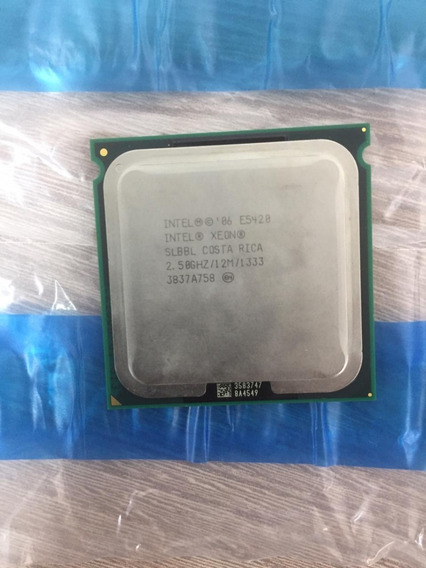 Processador Intel Xeon E5420 Core 2 Quad Q9550