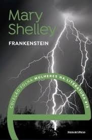 Livro Frankenstein (coleção Folha M Mary Shelley