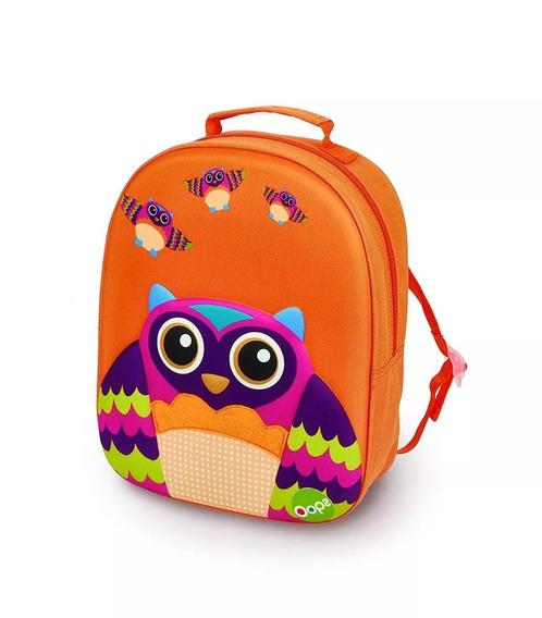 Mochilas Diseños 3d / Easy-backpack Buho
