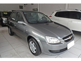 Chevrolet Classic Ls 1.0 Vhc E Cinza Flex 4p Manual 2011