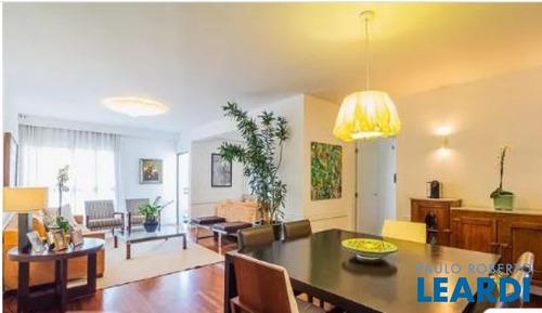 Apartamento - Moema Índios  - Sp - 636744
