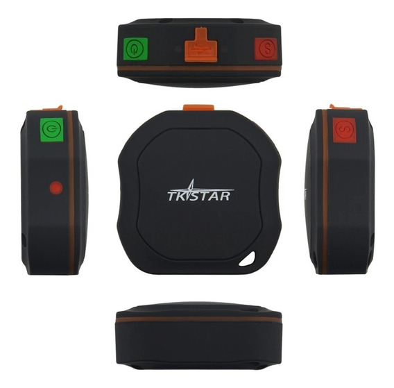 Mini Rastreador Tkstar Tk109 Original Com App Gratis