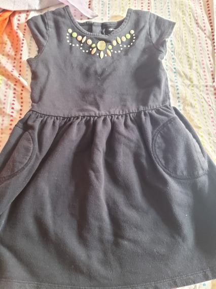 Vestido Niña Carters Con Joyería 5 Años