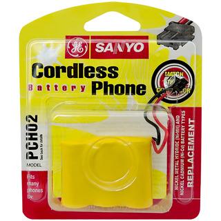 Bateria 3.6v 300 Mah Compatível Para Telefone S/fio Panasonic Sony Ge Sanyo