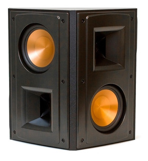 Parlante Klipsch Rs-52 Reference Ii Surround Speaker (negro)