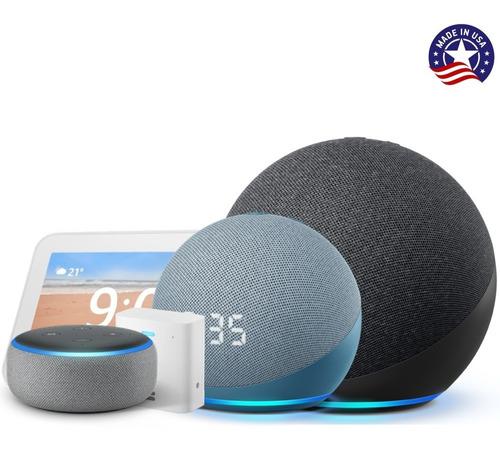Amazon Echo Dot 3ra 4ta Show Alexa - F A C T U R A - I V A