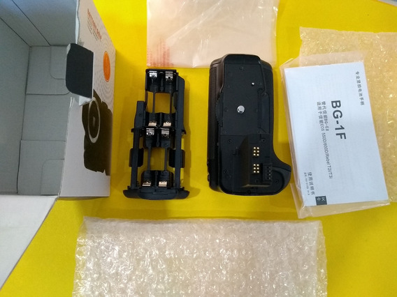 Battery Grip Bg-1f P/ Canon 550d 600d 650d 700d T2i T3i