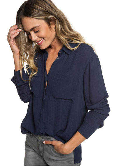 Roxy Camisa Sanur Shades (btk0)