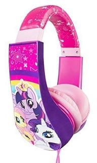 Auriculares Niños Mi Pequeño Pony [0o8smyng]