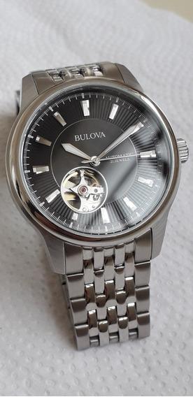 Relógio Bulova Automático 96a191