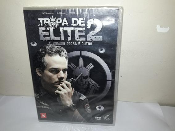 Dvd Filme Tropa De Elite 2 Lacrado