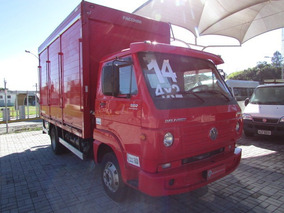 V.w9.160 Delivery 4x2 Bau De Aluminio 2014 2014