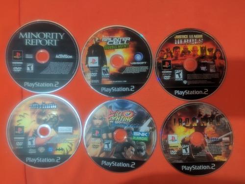 Jogos Playstation 2 Originals
