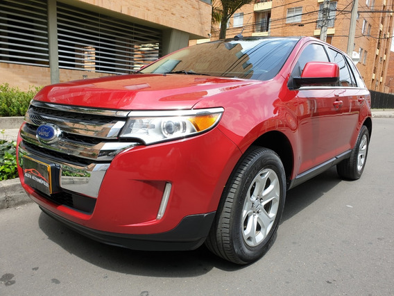 Ford Edge Limited 3.500cc 4x4 A/t Sun Roof 2011