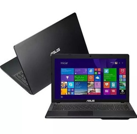Notebook Asus X552e Dual Core 4gb 500gb Windows 15,6