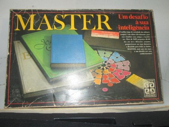 Jogo Master 1 Grow - Antigo - Usado - Leia O Anuncio R.328