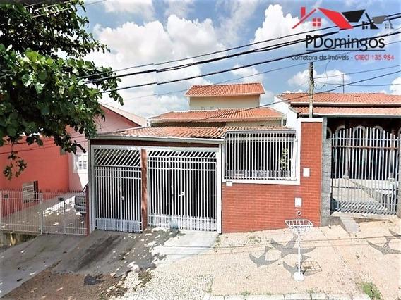 Casa À Venda Na Vila São Bento, Em Campinas - Sp!!! - Ca00545 - 4914751