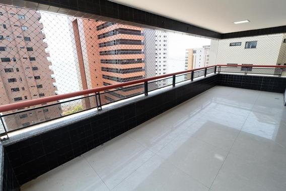Apartamento Em Meireles, Fortaleza/ce De 190m² 3 Quartos À Venda Por R$ 1.700.000,00 - Ap161781