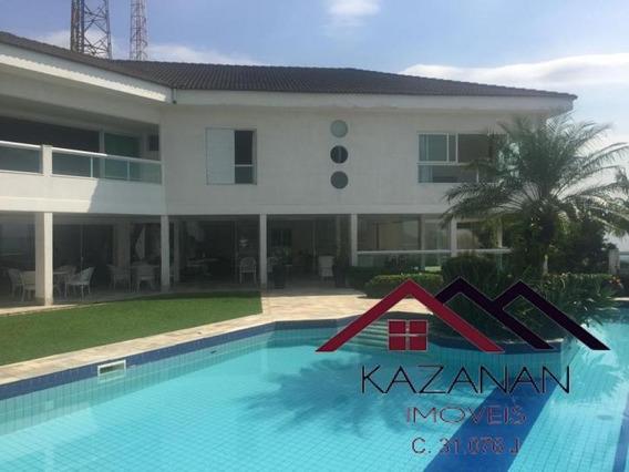 Casa Resid St Terezinha, 4 Dorms, 9 Banheiros, 6 Vagas, 750 M² Santos, Sp - 2994