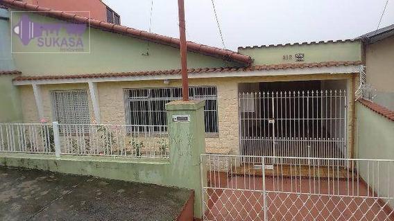 Terreno À Venda, 300 M² Por R$ 490.000,00 - Parque Novo Oratório - Santo André/sp - Te0003