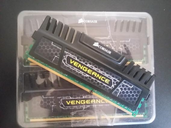 Memória Ram Corsair Vengeance Ddr3 4gb 1600mhz