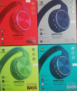 Diadema Sony, Balaca Sony, Sony Mdr-xb400by, Wirrless