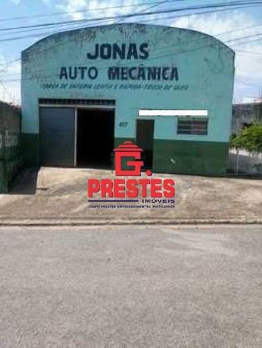 Imagem 1 de 8 de Ponto Comercial-à Venda-vila São João-sorocaba - Stpc20003