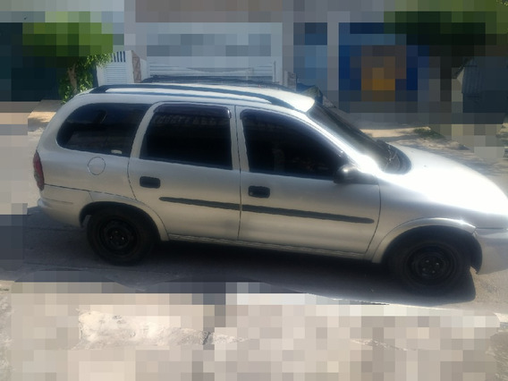 Chevrolet Corsa Wagon 1.0 16v Super 5p 2000