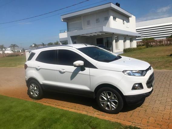 Ford Ecosport 2.0 Titanium 2013 - Automática Flex Único