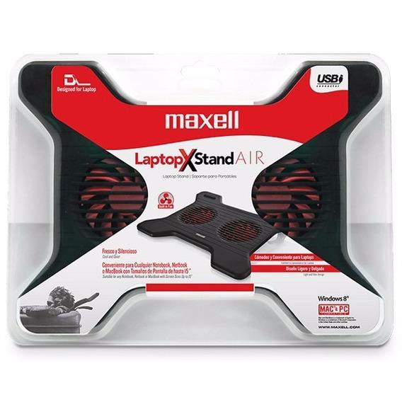 Soporte Para Laptop Maxell Lc-4 X-stand Air Nueva