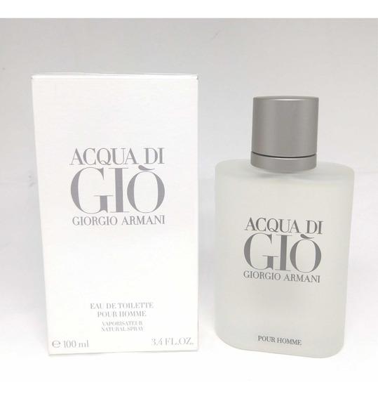 Promoção Aqua Di Gio 100ml Eau De Toilette 100%original