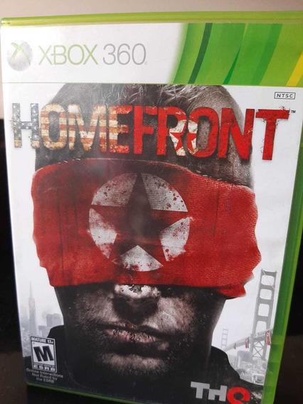Jogo Usado Xbox 360 - Homefront