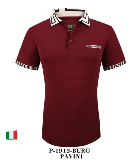 Playera Tipo Polo Pavini Original P1912