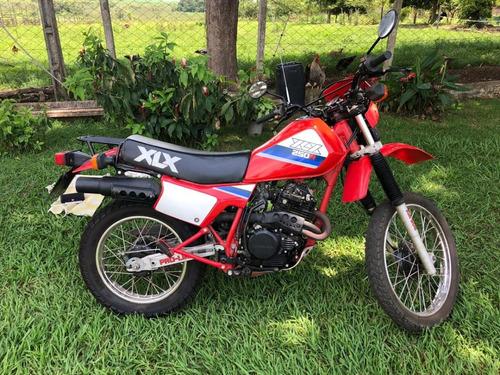 Honda Xlx 250r (placa Preta)