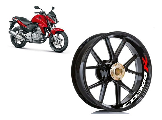 Adesivo Top Interno Roda Moto Honda Cb 300 R Cb300r